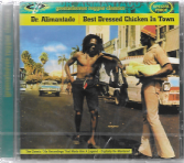 Dr. Alimantado - Best Dressed Chicken in Town (Keyman) CD